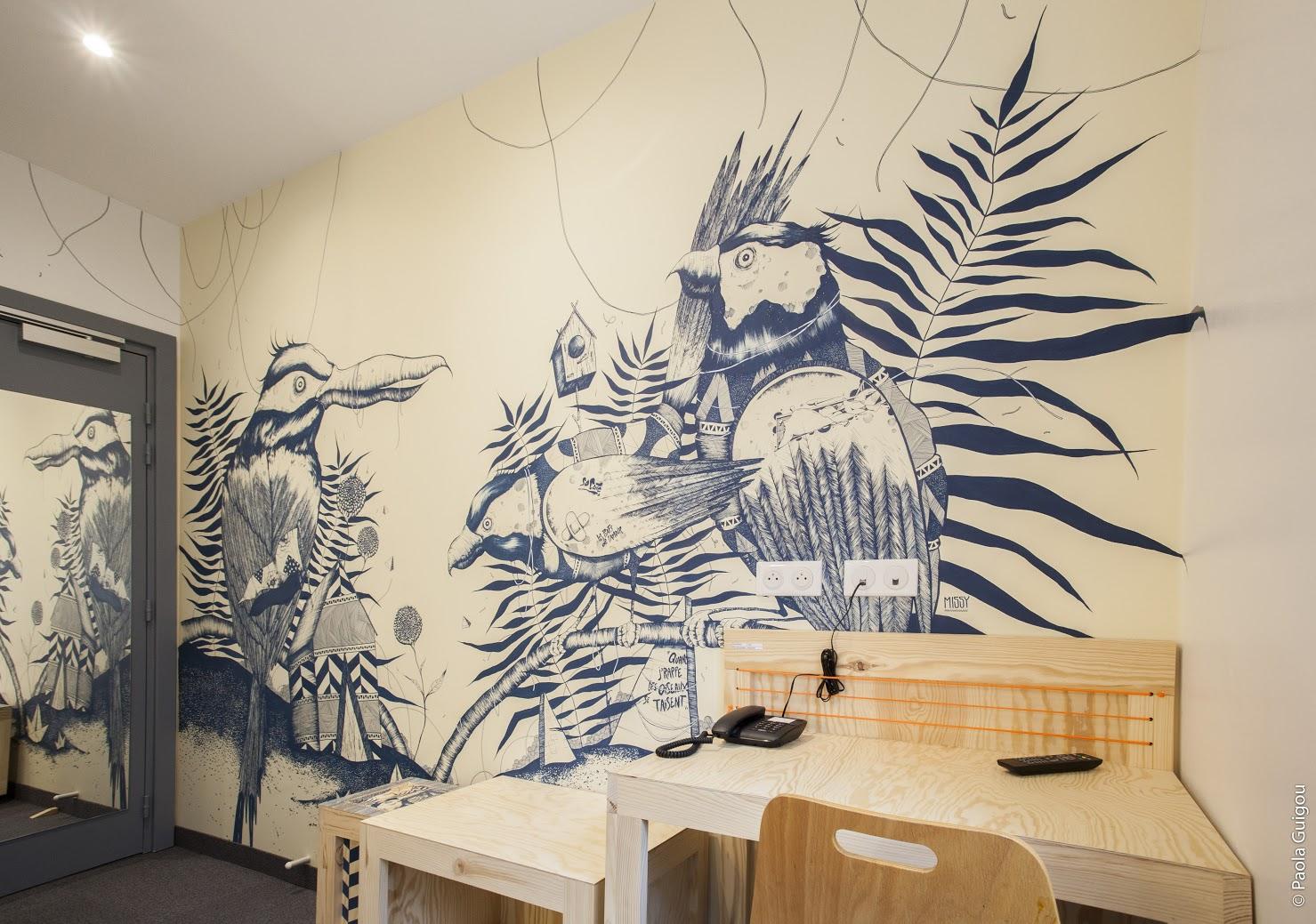 Room 108 by MISSY - (c) Paola Guigou - Graffalgar - 308