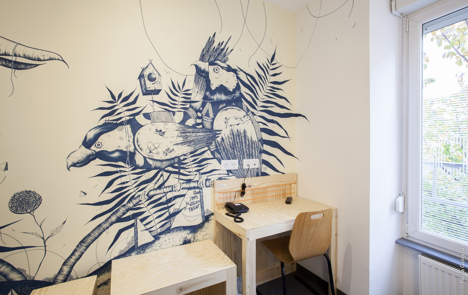 Room 108 by MISSY - (c) Paola Guigou - Graffalgar - 310